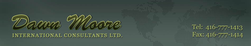 Immigration Canada - Dawn Moore International Consultants Ltd. Logo